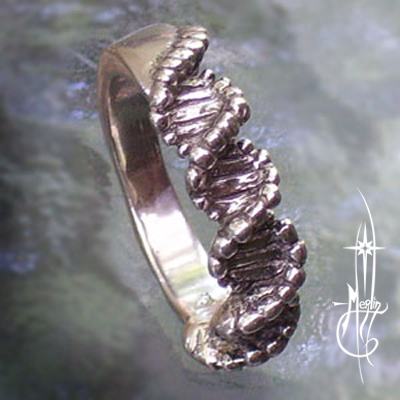 Custom DNA Ring