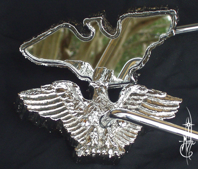 Eagle Motorcycle Mirrors