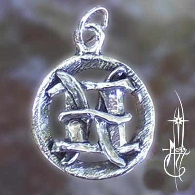 Gemini - Pisces Amulet