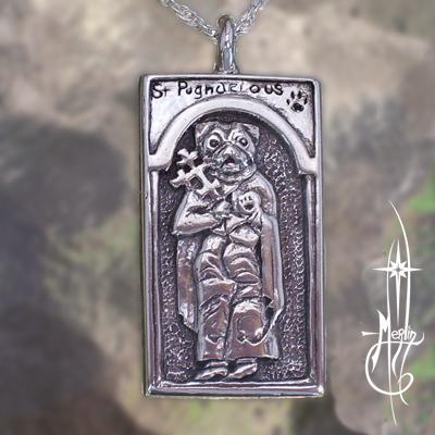 St Pugnacious Amulet
