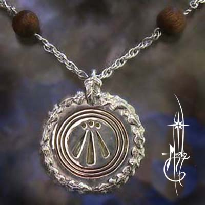 Custom Awen Necklace