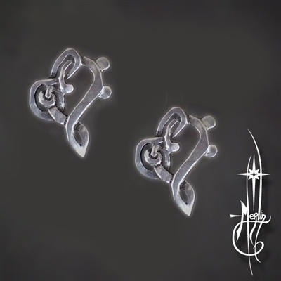 Musical Love Earrings